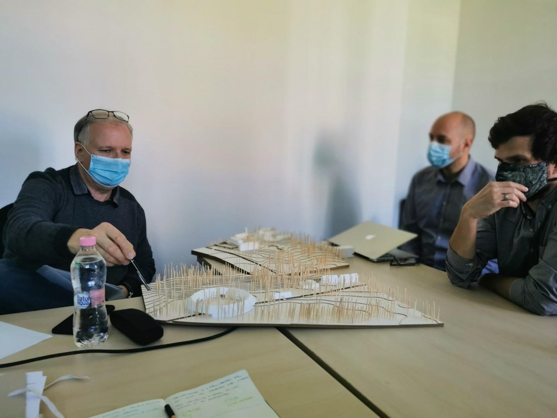 Főépítészi egyeztetés